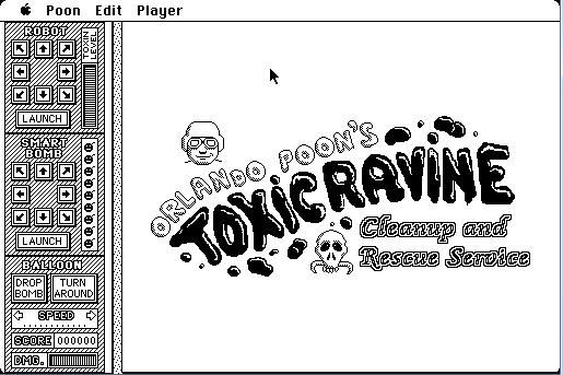 Toxic Ravine (Intro)